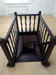 Лестница на второй этаж 2