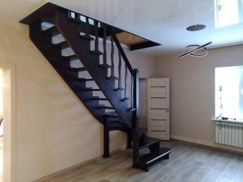 Лестница на второй этаж 3