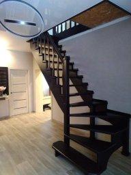 Лестница на второй этаж 4